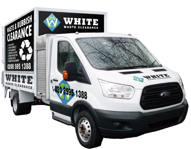 Waste Clearance Van